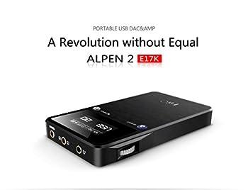 Fiio E17k Alpen 2 Usb Dac Headphone Amplifier 1
