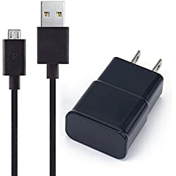 "Lavett Charger Cable for Amazon Kindle 2, 3, 4, Kindle Fire, Kindle Touch, Kindle Dx AC Adapter New Hd Hdx 6"" 7"" 8.9"" 9.7"" Tablets, eReaders, Phones, Tab Cord"