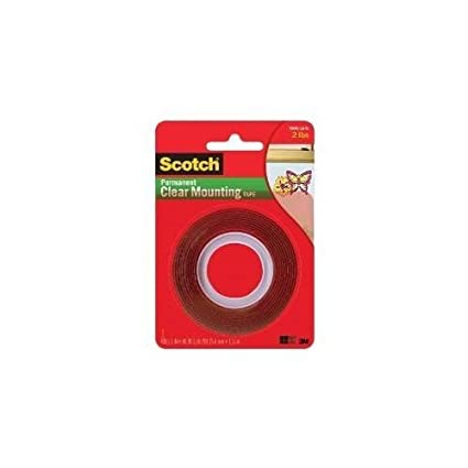 e0d75c7537b Image Unavailable. Image not available for. Color  3M Scotch Heavy Duty  Mounting Tape ...