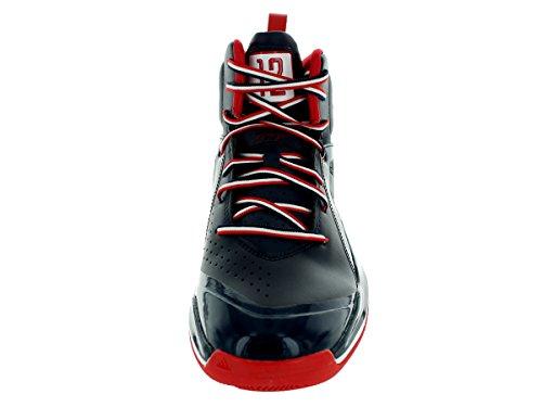 Adidas Mænds D Howard 5 Basketball Sko CoFlåde / Scarle / Ftwwht eM6rp