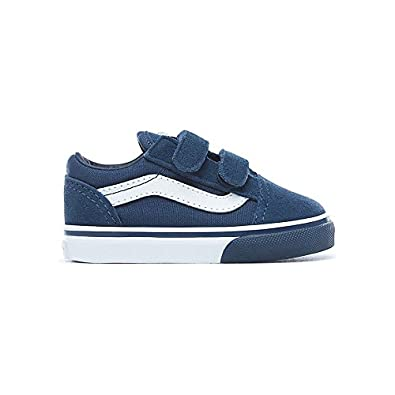 26e77cf5eb6fb Vans Scarpe Bambino Old Skool V VA344KQ7I  Amazon.co.uk  Shoes   Bags