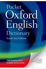Pocket Oxford English Dictionary Hardcover