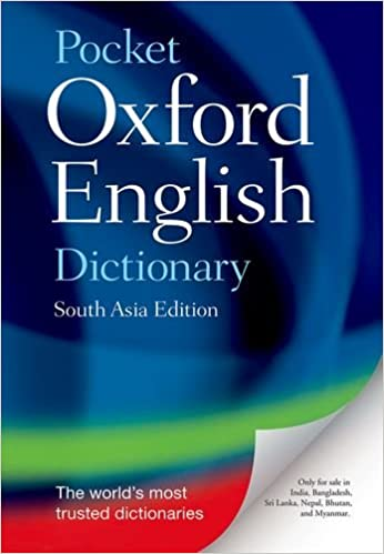 Buy Pocket Oxford English Dictionary Book Online at Low