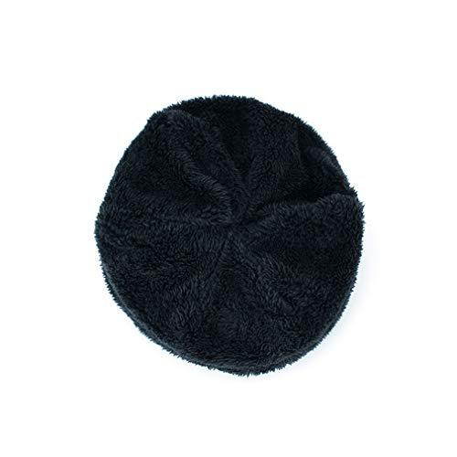 de Punto Punto Puntas rojo Vino de Sombreros de de con Gorras de Moda Beanie Invierno Cinco Estrella Sombrero de decoración dAq5dT