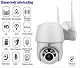 1080P PTZ Outdoor IP Camera Topmall1 Speed Wireless WiFi Security