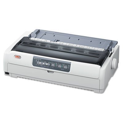 2DY2812 - Oki MICROLINE 600 621 Dot Matrix Printer - Monochrome