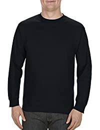 AAA Men's Classic Cotton Long Sleeve T-shirt