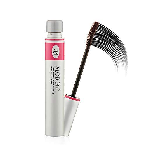 Amazon.com : 1Pcs Black Ink Alobon 3D Fiber Lashes Mascara Individual False Eyelashes Extension Colossal Volume Express Makeup black : Beauty