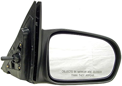 TYC 4720232 Smooth Black Replacement Mirror