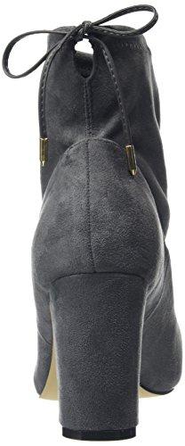 Boots Perkins Dorothy gris Gris Unlined Femme Alisa Classiques wwUxqtFC