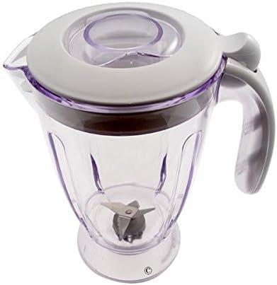Bol mezclador completo hr7750 hr7754) (vaso de robot de cocina philips hr7750: Amazon.es: Hogar