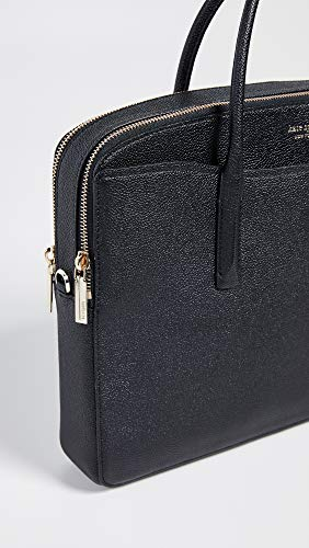 Kate Spade New York Margaux Double Zip Laptop Bag, Black, One Size by Kate Spade New York (Image #4)
