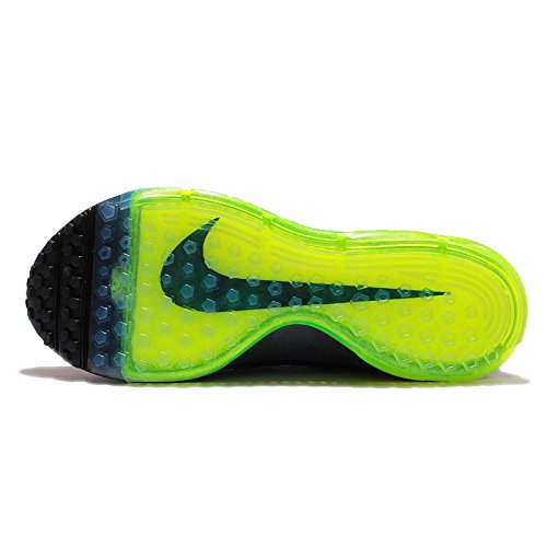 fast delivery online Nike Women's Zoom All Out Flyknit Running Shoes Black/White-cool Grey sale shop for QOxFl00Zf