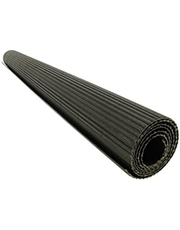 Canson 200992620 - Rollo de cartón ondulado 50 x 70 cm, color negro