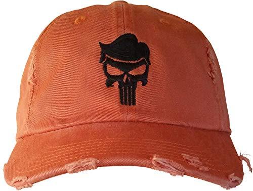 Trump Skull Cap - Trump for Justice - QAnon Q Hat ()