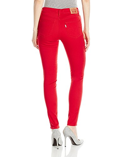 Jeans Jeans Red Donna Donna Jeans Levi's Red Levi's Donna Red Levi's Levi's XIq5q1