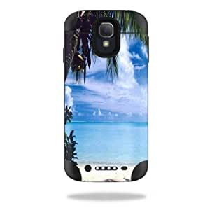 Protective Vinyl Skin Decal Cover for Mophie Juice Pack Samsung Galaxy S4 External Battery Case Sticker Skins...