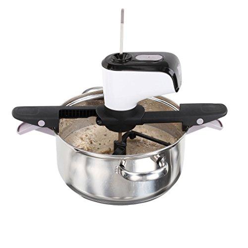 Kitchen Artist MEN351 Automatic Mixer Tap Grey