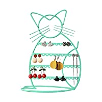 Urban Deco Earring Holder Stand/Earring Display/Earring Holder for Girls in Cat Shape