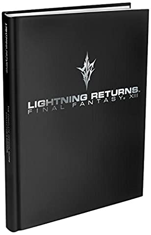 Lightning Returns: Final Fantasy XIII: The Complete Official Guide - Collector's Edition (Lightning Returns Guide Book)