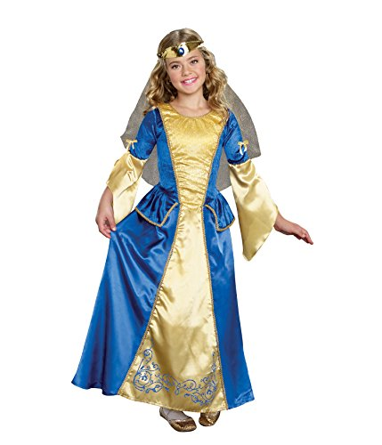 Dreamgirl SugarSugar Girls Renaissance Princess Costume, ...