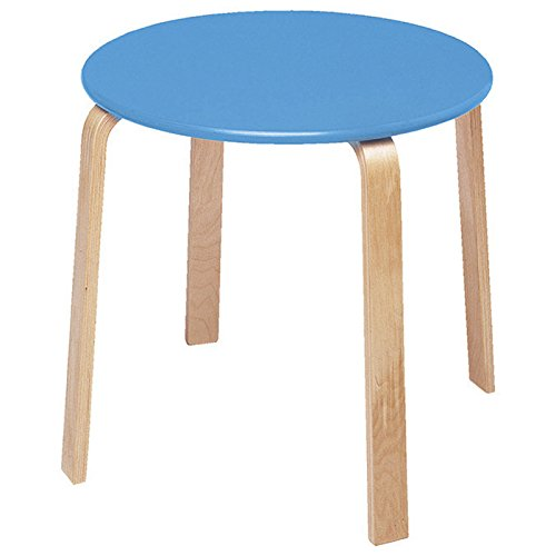 Nathan Compact Kitchen Table, Blue