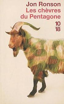 Les chèvres du Pentagone par Ronson