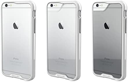 Qmadix R Series Case for Apple iPhone 6 - Black/Clear/Carbon