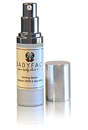 Anti-Ageing Serum for Women with Argireline & Matrixyl 3000 | Botox in a  Bottle, Best Anti-Wrinkle Repair, Skin Tightening, Sagging Treatment,