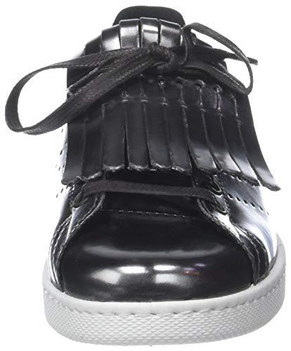 16 Gris Zapatillas Flecos Deportivo Mujer Victoria Para antracita Espejo fYwFqqtW8