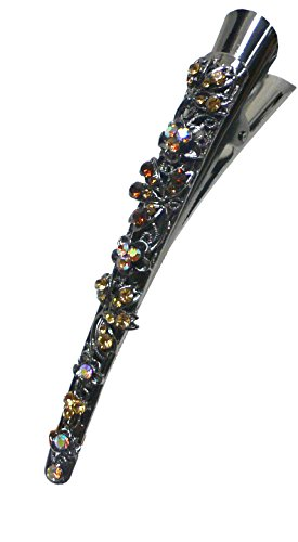 Crystal Alligator Clip - Crystal Alligator Clip