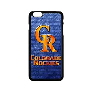 MLB Colorado Rockies Custom Case for HTC One M8