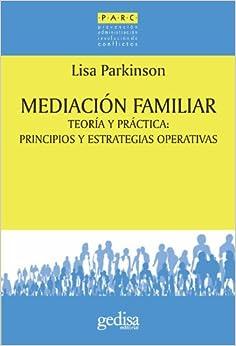 Mediación Familiar por Lisa Parkinson epub