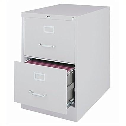 Deep Commercial  Drawer Legal Size High Side Vertical File Cabinet Color Light
