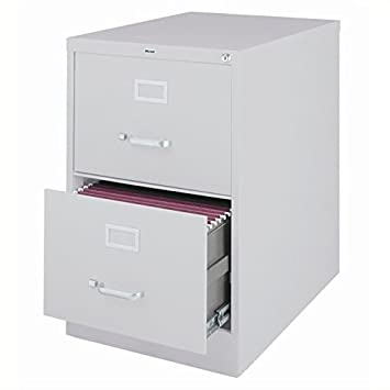 Amazon 265 Deep Commercial 2 Drawer Legal Size High Side