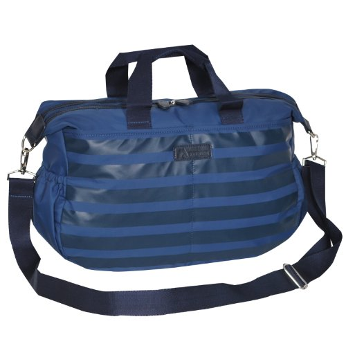 Everest Diaper Bag with Changing Station, Navy, One Size