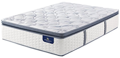 Serta Perfect Sleeper Ultimate Super Pillow Top 2000 Innerspring Mattress, ()
