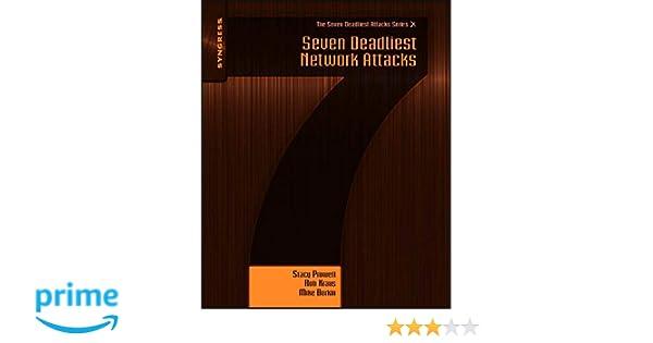 Deadliest network pdf seven attacks