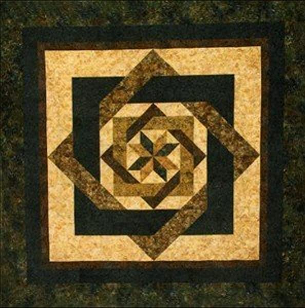 From Calico Carriage Quilt Designs NEW Gypsy Sampler Quilt Quilting Pattern