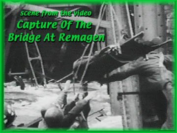 Capture Of The Bridge At Remagen