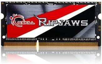 G.Skill 4GB DDR3-1600 memoria 1600 MHz