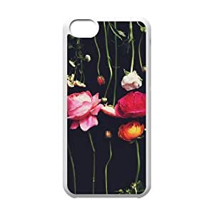 Rose ZLB591949 Customized Phone Case for Iphone 5C, Iphone 5C Case