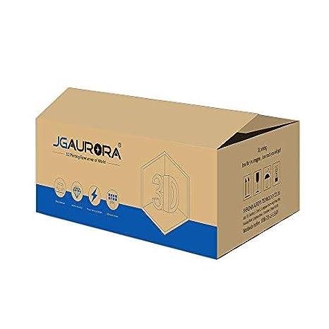 JGAURORA A5 Impresora 3D Large Size 3d Printer 305 * 305 * 320 ...