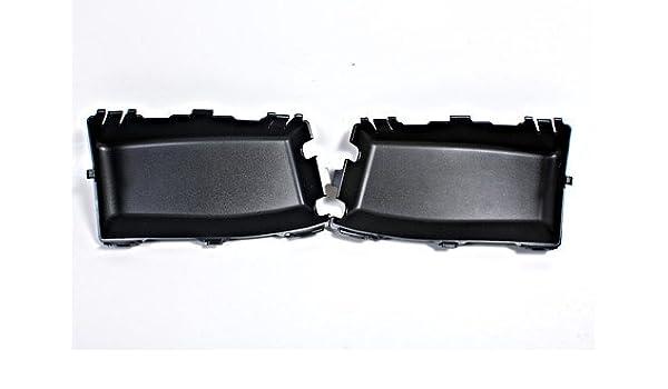 Genuine Front Bumper Grilles Outer Grills Pair Audi S6 C6 2008-2011 Facelift