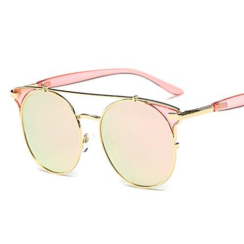 Sol Retro Gafas De Gafas Retro OKSOL Nuevas Sol Polarizadas De ThroughPowderBoxCherryPowder De Pop Trend Throughpowderboxcherrypowder Moda Metal Hzx7w