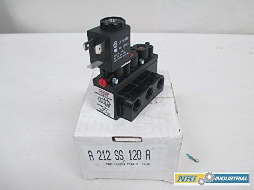 Aro Solenoid Valves - NEW ARO A212SS-120-A SOLENOID VALVE 120V-AC 1/4IN NPT D224017