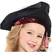 Toddler Girls Little Lass Pirate Costume Medium Age 4-6 years