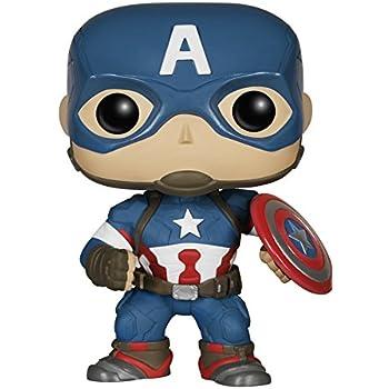 Funko Pop Marvel Avengers Captain America