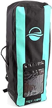 SereneLife SUP Stand Up Paddle-Board Storage - Heavy-Duty, Durable and Comfortable SUP Carrying Bag, Suitable