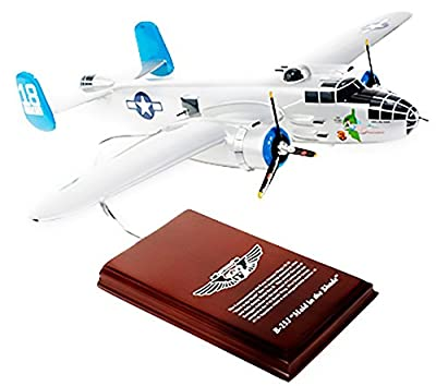 """Mastercraft Collection North American B-25 Mitchell """"Maid in the Shade"""" Model Scale:1/41"""